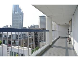 渋谷区代々木 リノベーションマンション 「代々木コーポラス 410」 代々木コーポラスからの展望