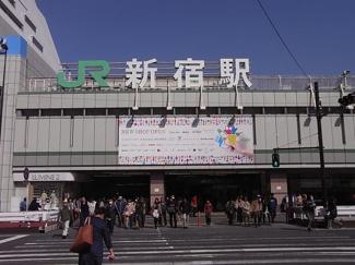 「メゾン代々木 602」 新宿駅