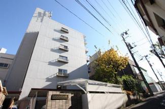 渋谷区代々木 リノベーションマンション 「メゾン代々木 602」 外観