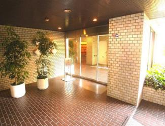 港区南青山 リノベーションマンション 南青山パークマンション 外観