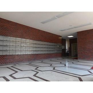 目黒区下目黒 リノベーションマンション マンション清水台 エントランス