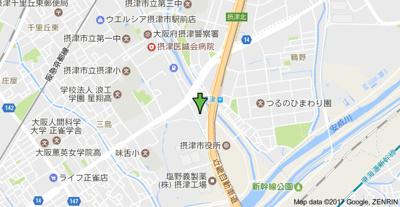 【地図】プラージュキシダ
