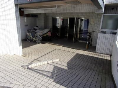 【エントランス】ウィンベルソロ相模大塚第4