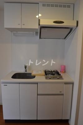 【キッチン】クラップ市谷柳町【CLAP市谷柳町】