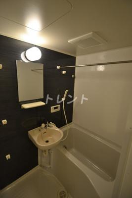 【浴室】クラップ市谷柳町【CLAP市谷柳町】