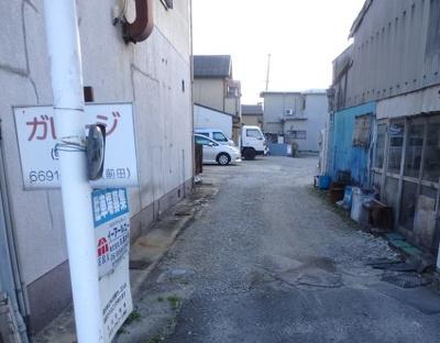 【外観】前田モータープール