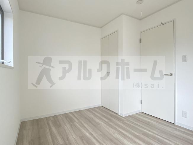 キルシュガルテン(柏原市大正・JR柏原駅・3LDK) 洗面所