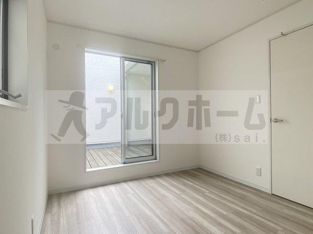 キルシュガルテン(柏原市大正・JR柏原駅・3LDK) 浴室設備