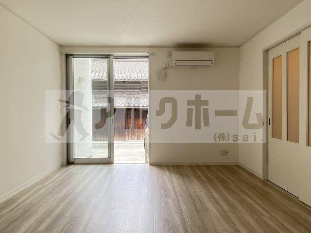 キルシュガルテン(柏原市大正・JR柏原駅・3LDK) アイランドキッチン