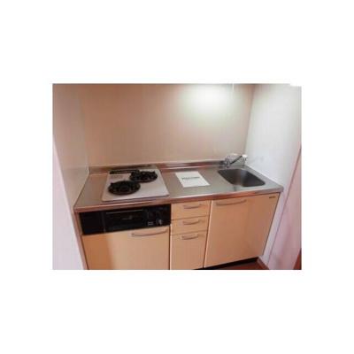 パセオ亀井のキッチン