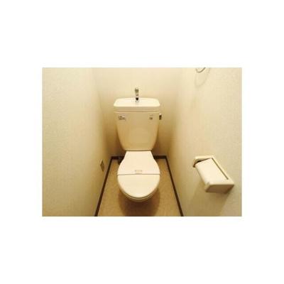 パセオ亀井のトイレ