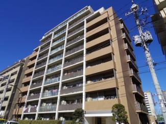 ガーデンホーム住吉パークフォート 平成18年9月築、南向き住戸の為、陽当たり良好です。