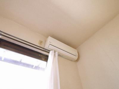 エアコンがあると嬉しいです