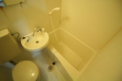 【浴室】サンビレッジ須磨