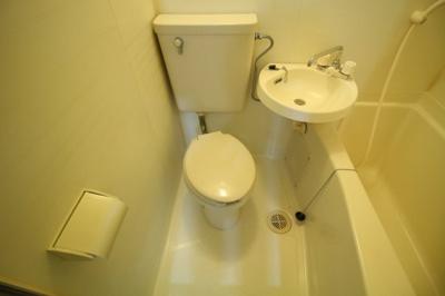 【トイレ】サンビレッジ須磨