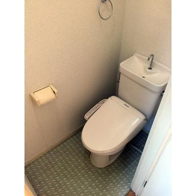 【トイレ】上野毛グリーンガーデン