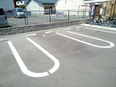 【駐車場】ソーレ・ピアッツァ
