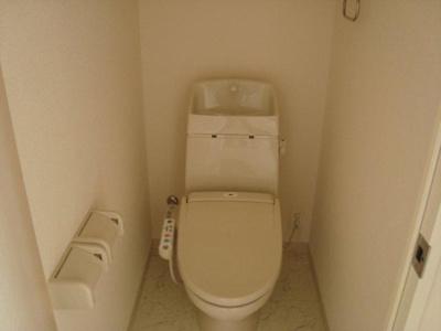 【トイレ】ディモアハイム