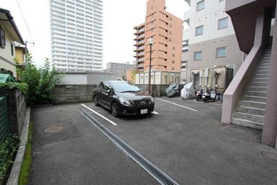 【駐車場】第2サンハイツ通町