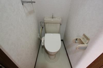 【トイレ】第2サンハイツ通町