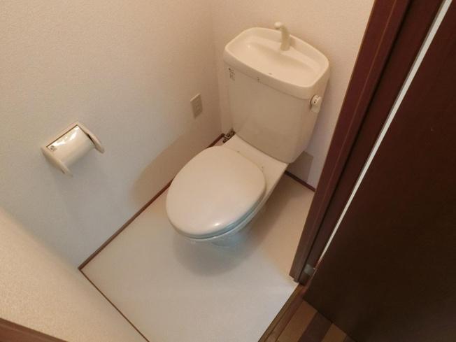 ラ・カサ・デ天王寺屋 トイレ