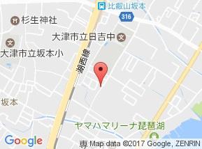 【地図】Luce Biwa