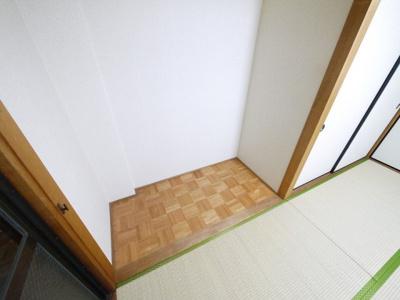 床の間スペース