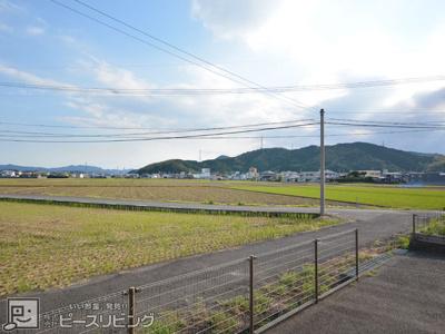 【展望】第3コーポ松橋
