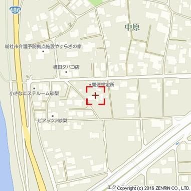 【地図】Kadoyakan A