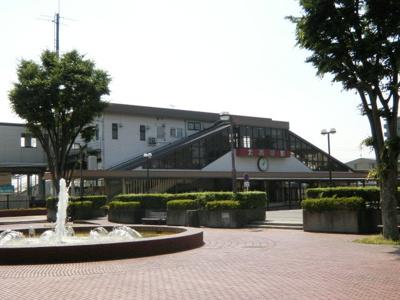 北鴻巣駅まで徒歩約4分。