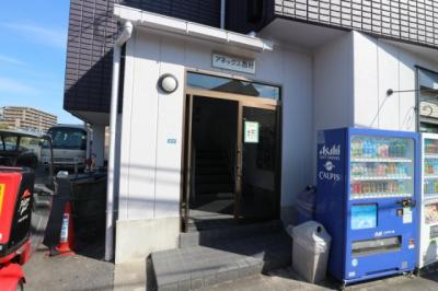 【エントランス】アネックス西村