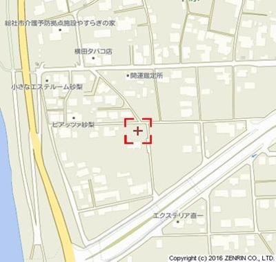 【地図】Kadoyakan E