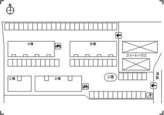 【区画図】グラン・リーオ B棟