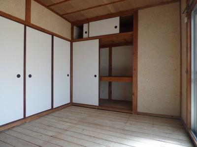 【和室】西田中町貸家(1-5)