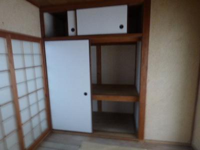 【収納】西田中町貸家(1-5)