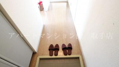 【玄関】ヴェルデュール