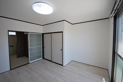 北島ハイツ ※同室タイプの室内写真です。