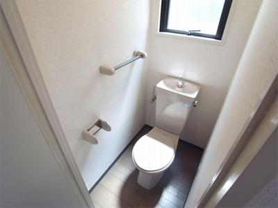 【トイレ】サンビレッジ磯馴