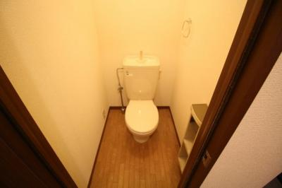 【トイレ】サンとざき