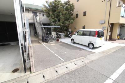 【駐車場】フレール鷹取