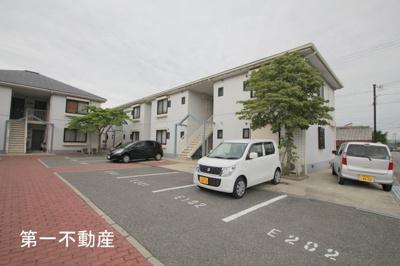 【駐車場】ガーデンハイツ緑ヶ丘2