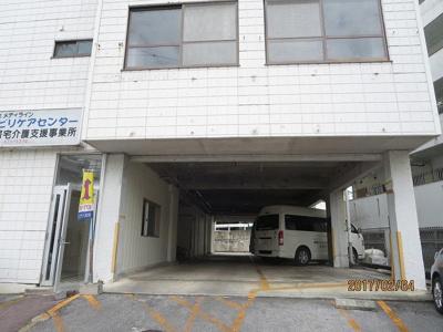 【駐車場】サンハイム経塚