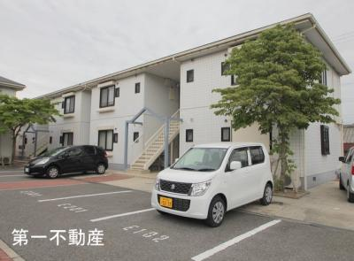 【外観】ガーデンハイツ緑ヶ丘2E