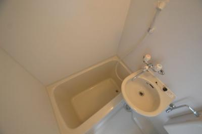 【浴室】カーサ高羽