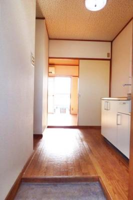 【玄関】コーポスカイビュー
