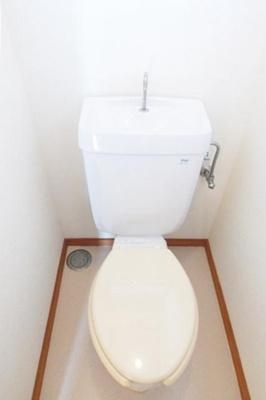 【トイレ】コーポスカイビュー