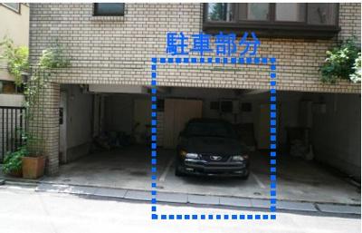 長谷川ビル駐車場