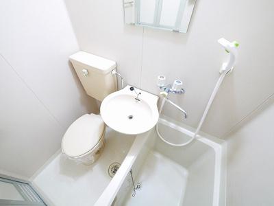 洗面スペースです
