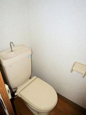 【トイレ】クリーンハイツ C棟