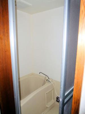 【浴室】クリーンハイツ C棟